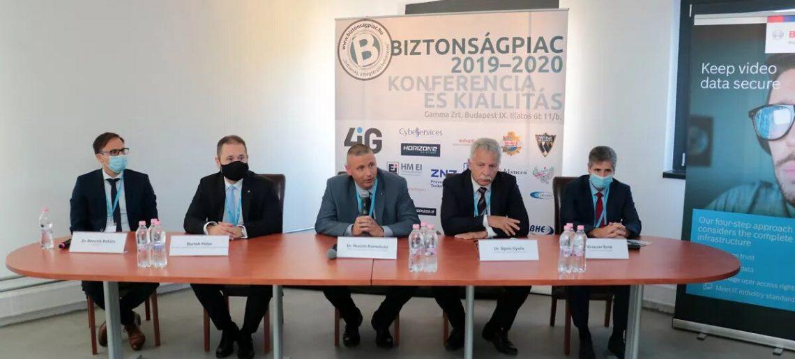 Biztonságpiac 2019-2020 VII. Konferencia és Kiállítás